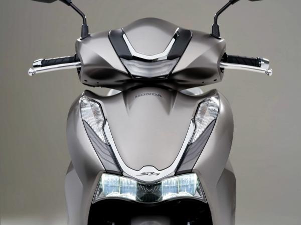 Honda中型踏板的拳�^ 2021 SH350i���介