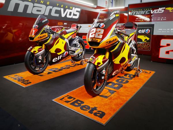 2021 MotoGP:新�D案的 Marc VDS ��