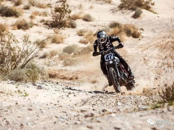 杜卡迪Scrambler Desert Sled Fasthouse沙漠�n雄版