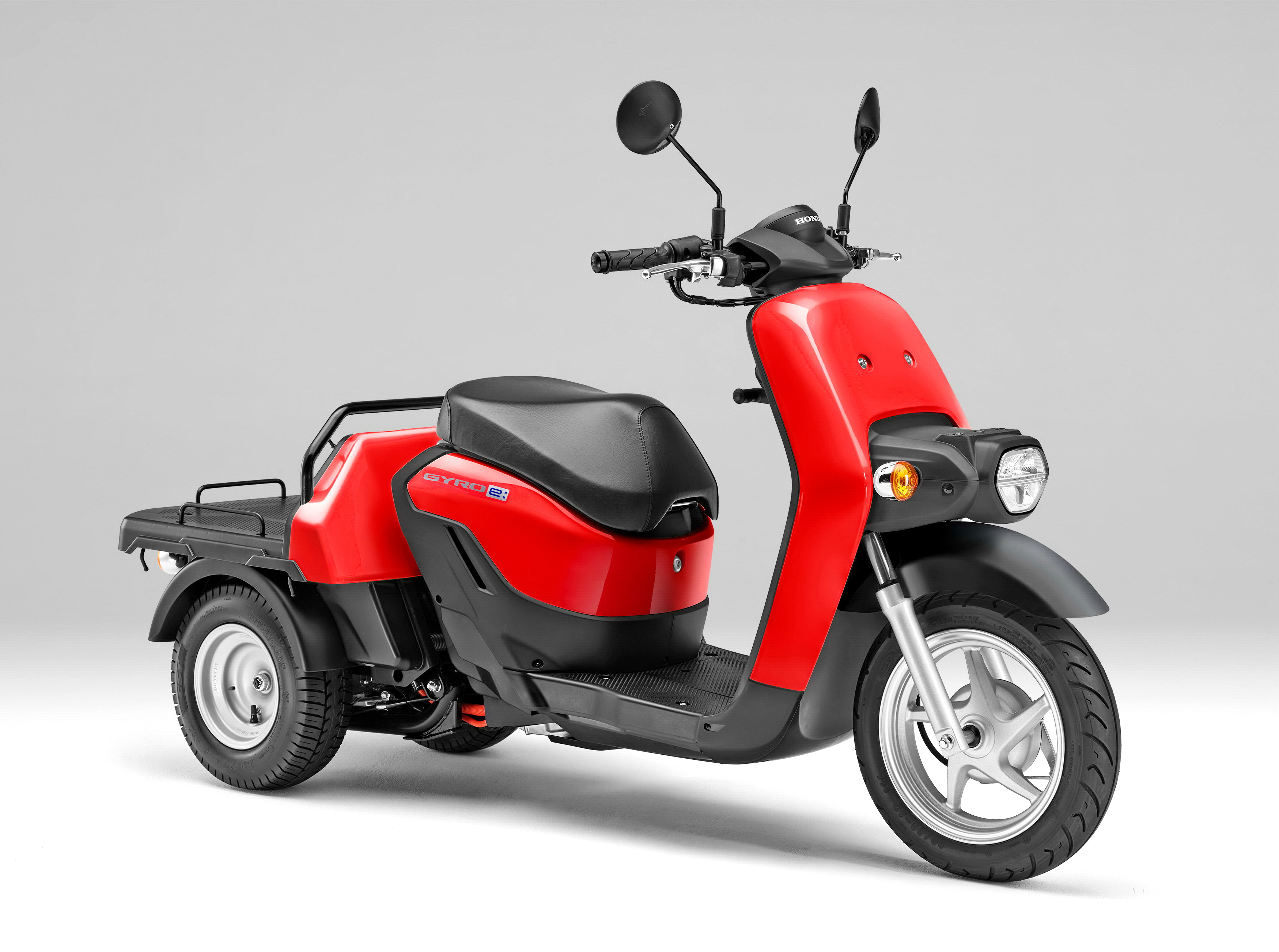 Honda 2021 GYRO e 电动三轮