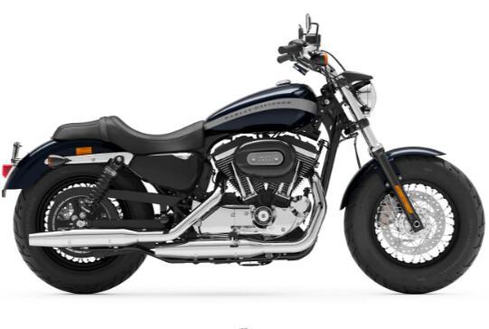 哈雷 Harley-Davidson 1200 定制版