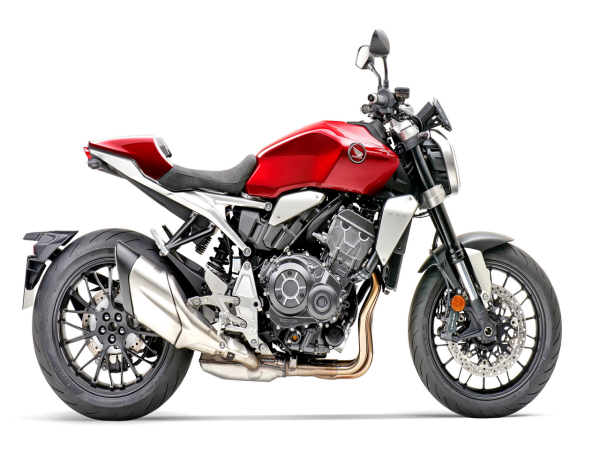 Honda中期改进型2021CB1000R:细节简介