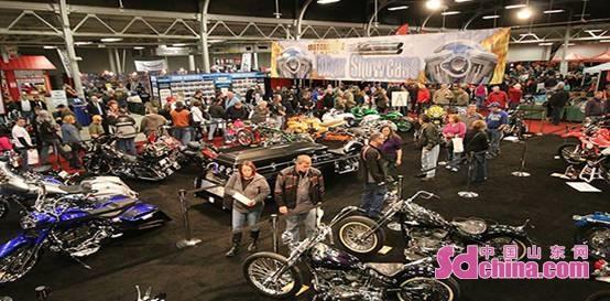 2021济南国际摩托车博览会开展在即