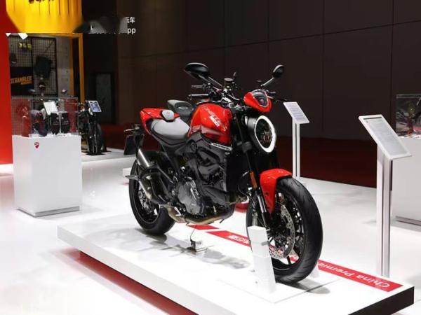 2021上海国际车展亮相摩托车汇总