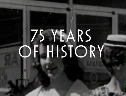 Vespa 75岁生日快乐!