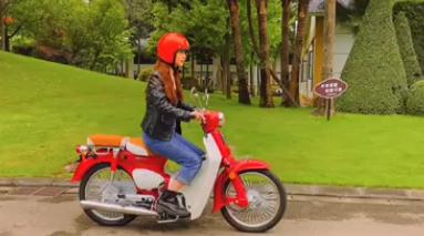嘉陵COCO短视频大赛优秀作品分享 纪念春夏秋冬
