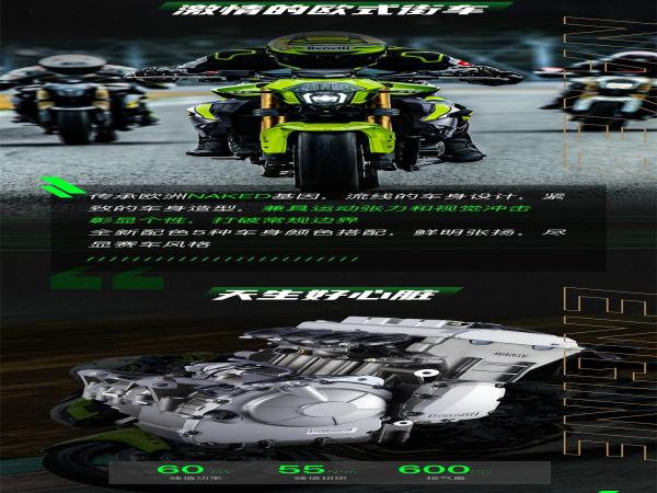 xx600 | 梦想四缸 进化升级