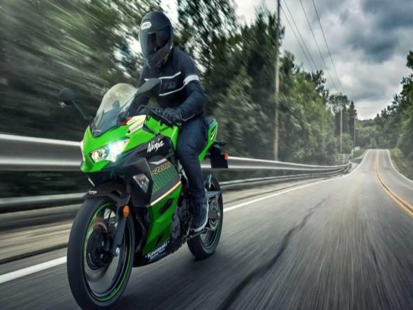 专利显示:川崎在混合电动摩托车方面取得进展