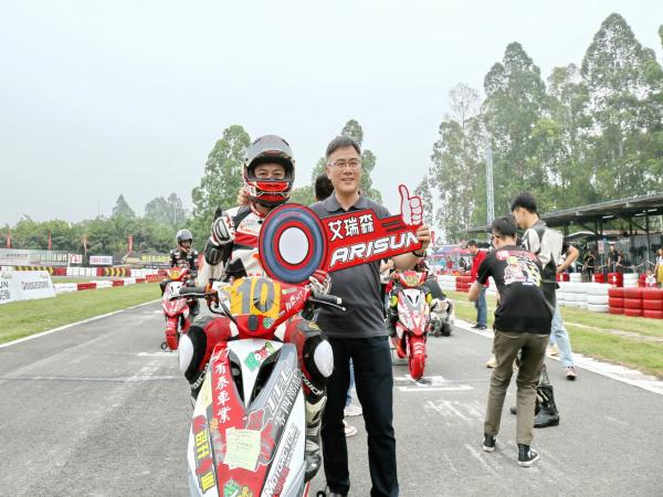 2021 伟业达 GP 三水第一回合:冠军特写 ― 李俊