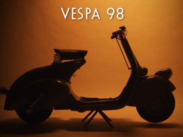 源于1946, Vespa 75周年纪念