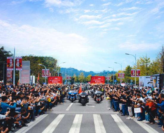 世界第一大摩托车展,为行业培养下一代骑手