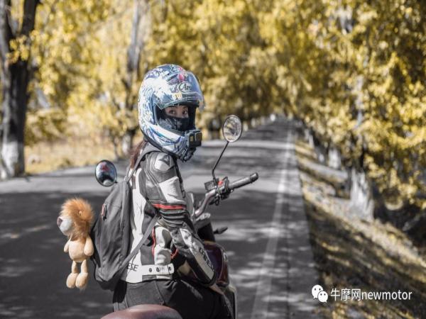 摩生人:论摩托车与平衡和中庸