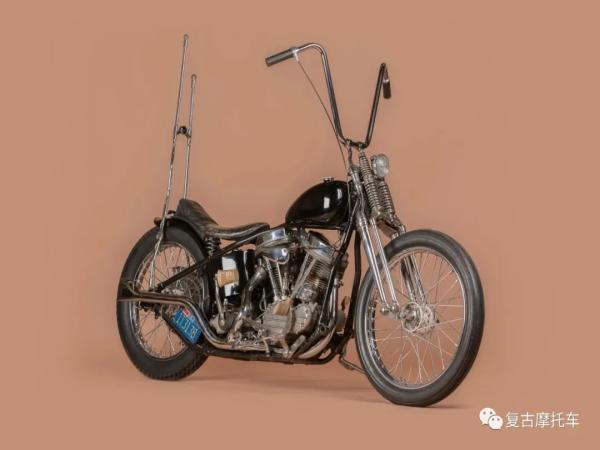 改装赏析|1955 Harley-Davidson Panhead