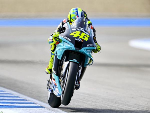 2021 MotoGP 西班牙捷雷斯站:罗斯仅获第十七