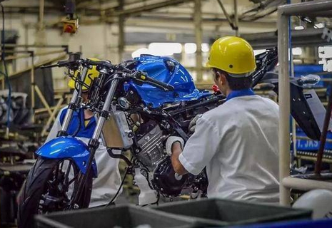统计数据显示一季度摩托车产销量创7年最好水平