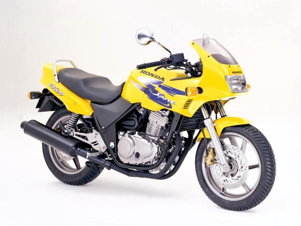 Honda 两气缸 CB400/500 平台简史(中)