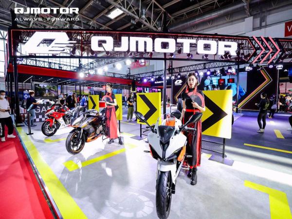 北京摩展|渝安减震携新品亮相2021北京国际摩托车展