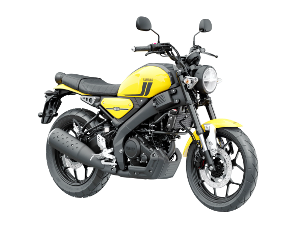 YamahaXSR125欧洲版细节简介