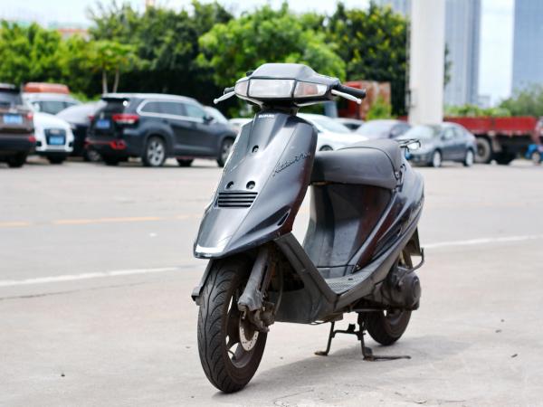 老车随拍:Suzuki AG100 Address V