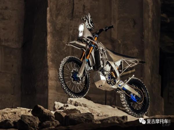 正经拉力车改装:Yamaha WR450F