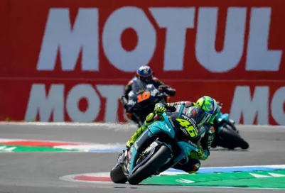 罗西:空气动力让MotoGP更具有物理特性