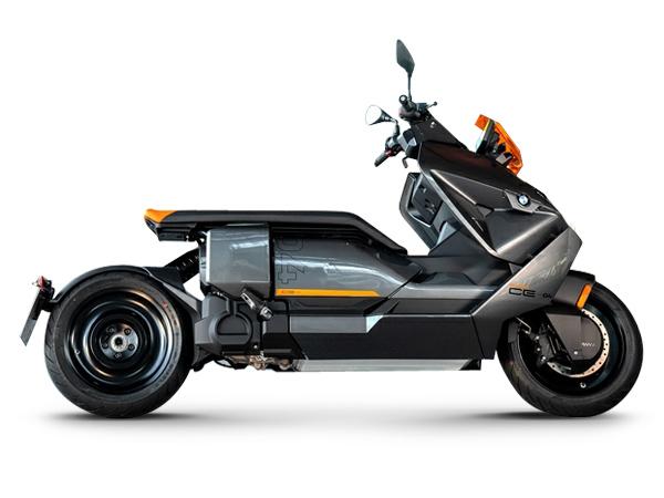 ���R BMW CE 04