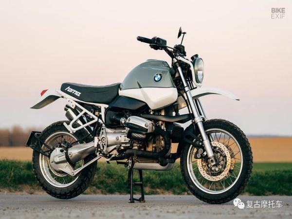 改装赏析 | BMW R1150GS