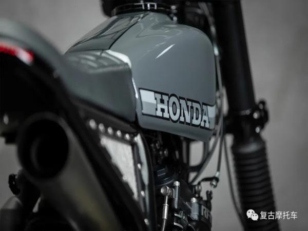 Honda XR600 | 每日一车