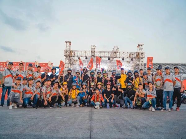 中国摩博会将继续举办劳动骑士节