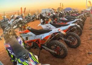 凯旋即将进军越野摩托车领域,开发越野车和耐力赛车