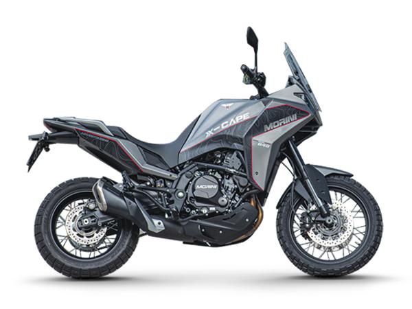 莫里尼 Moto MoriniX-CAPE 650旅行版 MM650-A