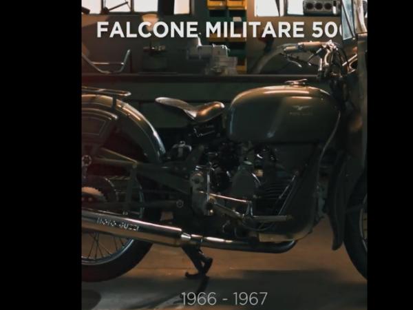历史车型品鉴 | Falcone Militare 500
