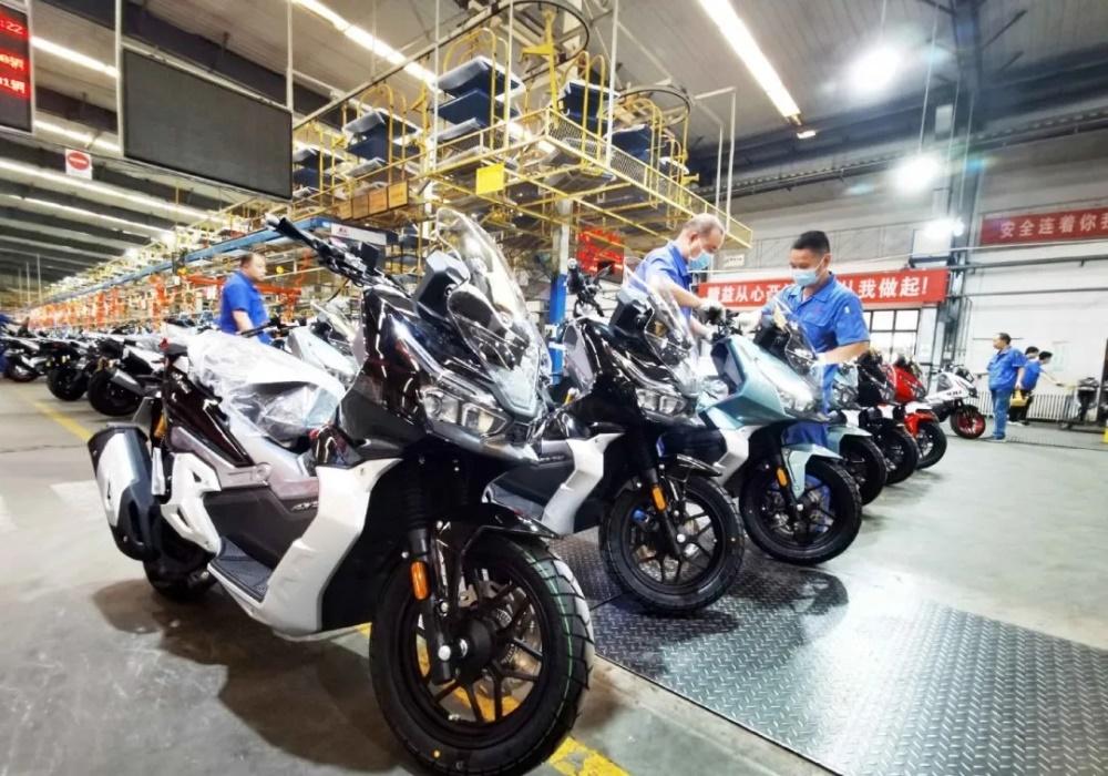 大阳销量大增30%以上,新款混动摩托车受欢迎