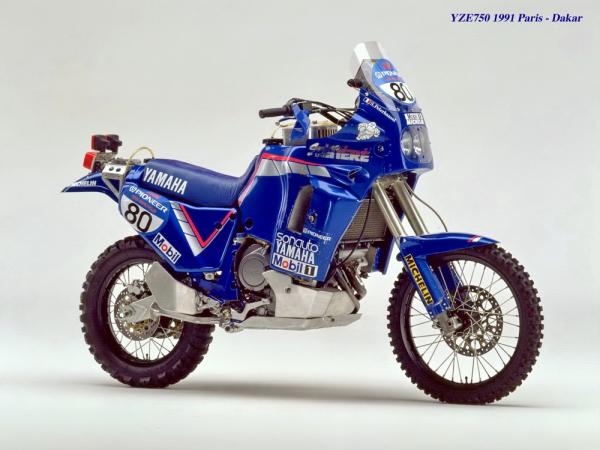�毓手�新:�� XTZ750 �_始,Yamaha �酥拘缘闹绷�筛总�