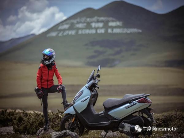 比亚乔X7长测报告:女骑说一切皆有可能