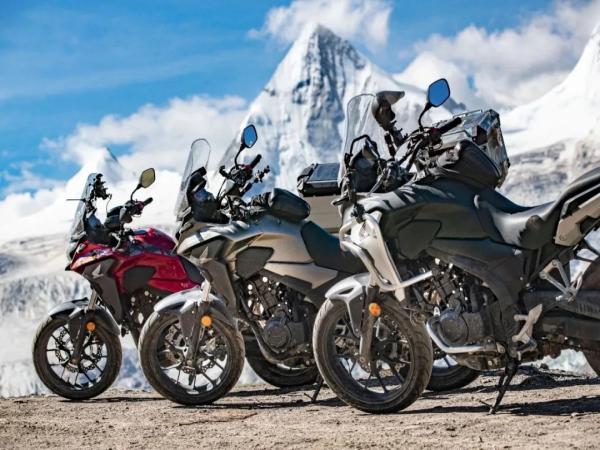 摩旅西藏的终极秘境,CB400X首次抵达萨普神山