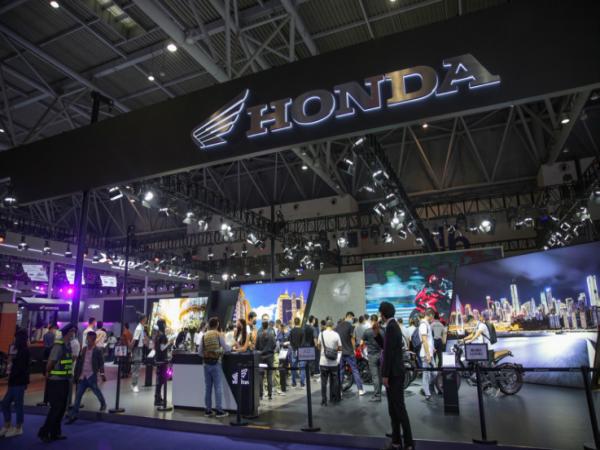 2021中国摩博会|HONDA携旗下热门产品矩阵亮相