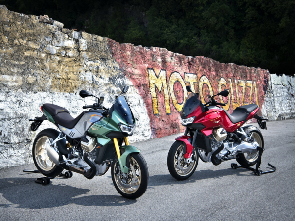 Moto Guzzi 摩托固�公�_ V100 Mandello