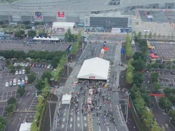 第十九届中国国际摩托车博览会精彩瞬间