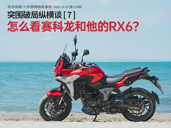 怎么看赛科龙和他的RX6?
