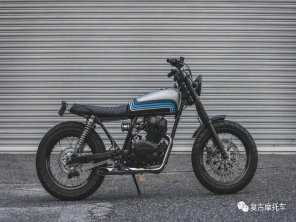 改装赏析 | Honda CB250