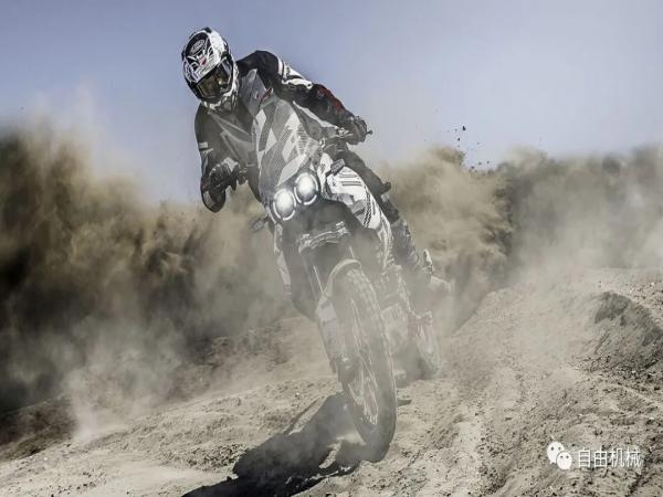 或许是你从未见过的杜卡迪,DesertX将于年底公布