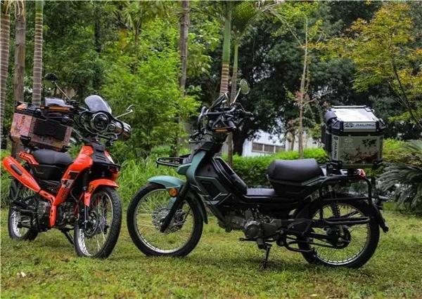 摩托工业史上9月26日,嘉陵摩托车经济联合体成立