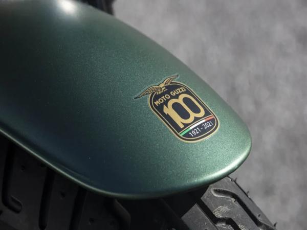 百年纪念版Moto Guzzi绽放迷人魅力
