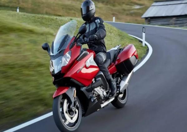 2022款BMW K1600即将更新,六缸终于迎来欧5?