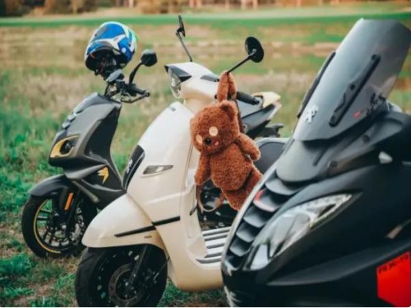 金秋十月,最美的骑行季节中去收获摩旅吧