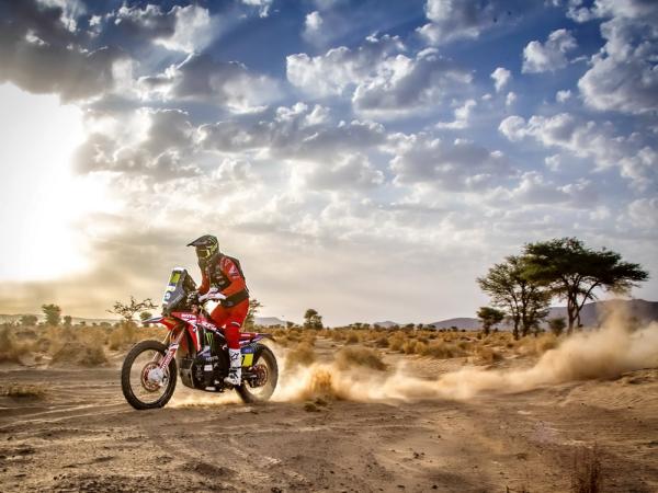 FIM 越野拉力世界锦标赛 2021 摩洛哥拉力赛